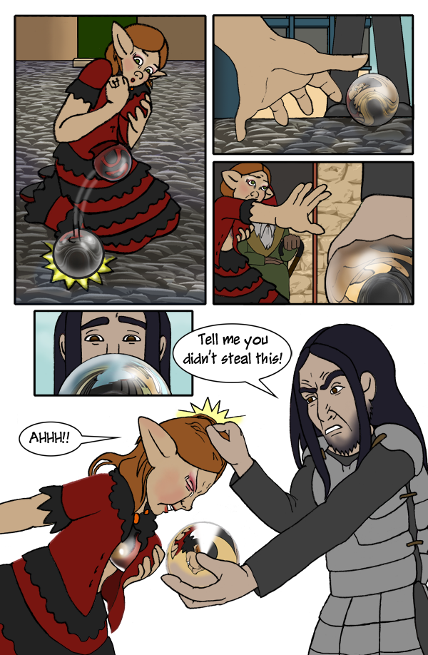 Pg 41: Busted