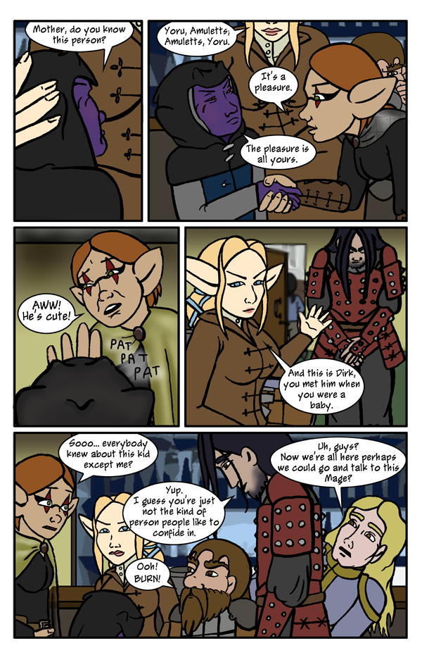 Epic Fail - Pg 49: Introductions Complete