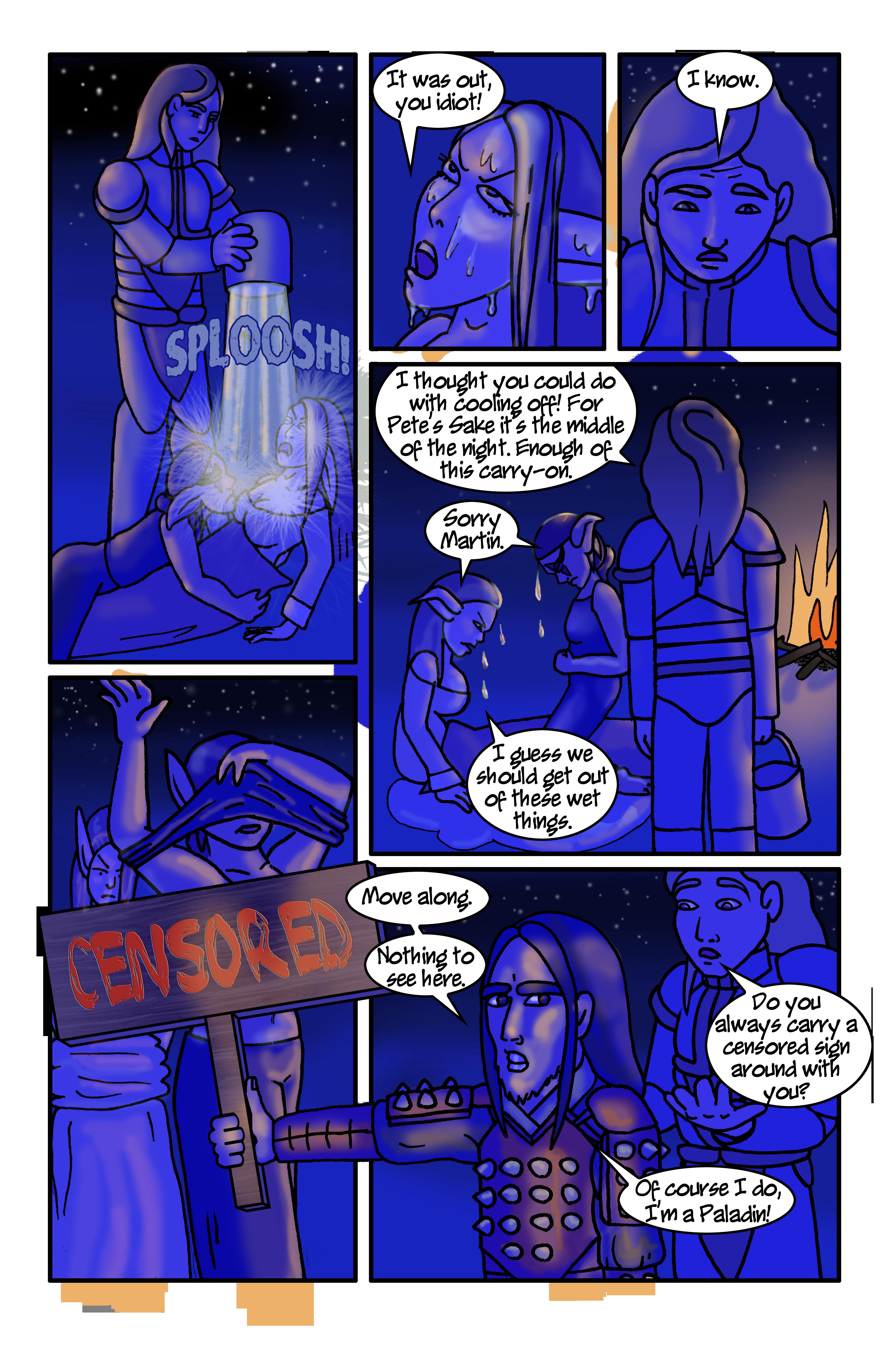 Pg 74: Censorship