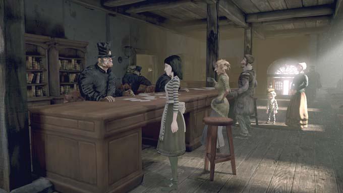 Alice Madness Returns Victorian London