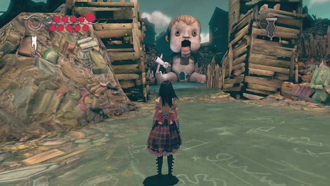 Alice Madness Returns doll abuse
