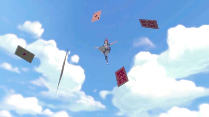 Alice Madness Returns jumping