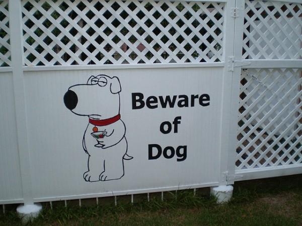 Beware of Dog by Tim Fuller
