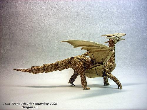 origami dragon 1.2