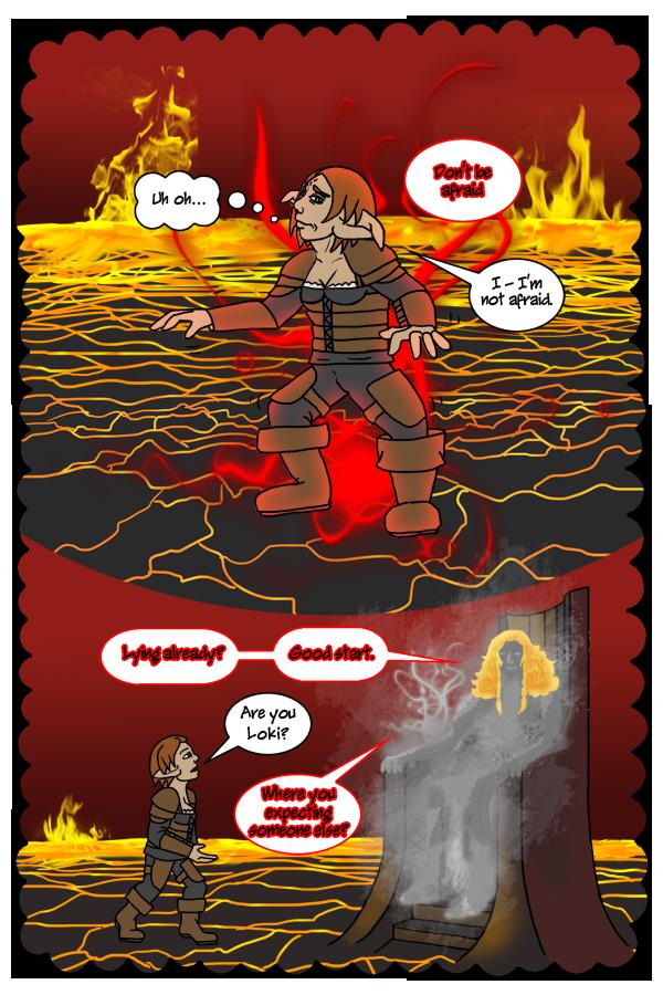 Pg 94: Loki Entrance